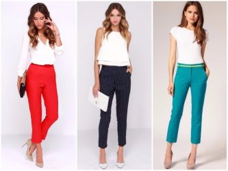 Модные женские брюки в 2018 году: тенденции, фасоны + 150 ФОТО