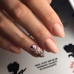 Красивый и стильный дизайн ногтей 2018 + 100 ФОТО