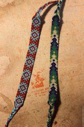 Как плести фенечки с именами из ниток и мулине: прямым и косым плетением, из бисера, лент, мастер-класс для начинающих + 160 ФОТО