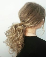 Прически на длинные, средние, короткие волосы своими руками в домашних условиях на выпускной, на каждый день + 130 ФОТО