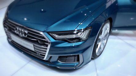 Новая Ауди А6 (Audi A6) 2018 года. Обычная и Quattro. Комплектации, характеристики и цены + 30 ФОТО