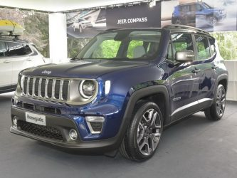 Джип Ренегат (Jeep Renegade) 2018 года. Фото, Цены и Комплектации