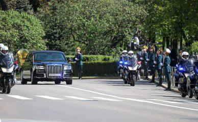 Проект Кортеж 2018 — Лимузин для Президента. +60 Фото&Видео — Все Новости
