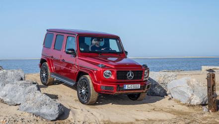 Новое поколение легендарного «Гелика». Мерседес Гелендваген (Mercedes-Benz G-class) 2018 года. Технические характеристики, Цены, Комплектации и Фото