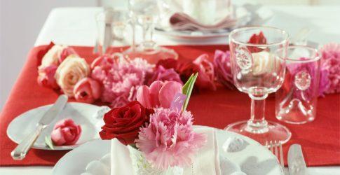 Красивая и правильная сервировка праздничного стола в домашних условиях: посуда, салфетки, декор + 165 ФОТО
