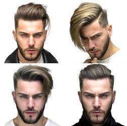 Мужские стрижки 2018 года: модные, молодежные, тенденции, короткие, новинки, стильные + 150 ФОТО