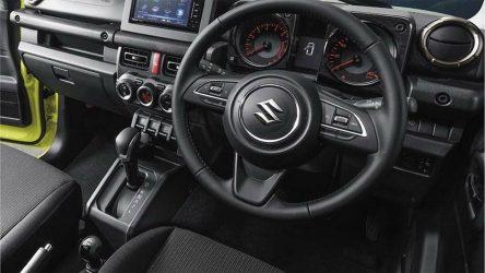 Маленький японский «Гелик». Новый Сузуки Джимни (Suzuki Jimny) 2018 года. Технические характеристики, комплектации, фото