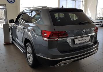 Фольксваген Терамонт (Volkswagen Teramont). Цена, Фото, Комплектация + Видео Обзор