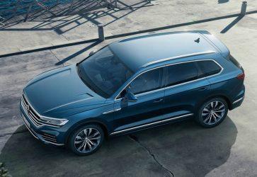 Новый Volkswagen Touareg (Фольксваген Туарег) 2018 года: Фото, Видео, Цена, Комплектации