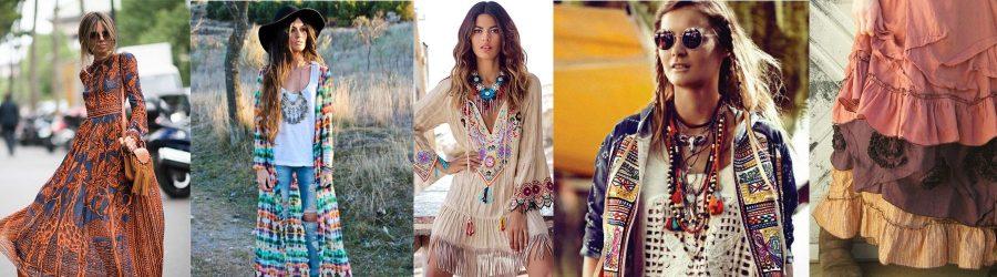 Стиль в одежде бохо: одежда, платья своими руками + ВЫКРОЙКИ и 155 ФОТО