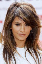 Стрижка волос лесенкой: на короткие, средние, длинные волосы с челкой и без + 75 ФОТО