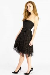 Маленькое черное платье: с чем носить в 2018 году + 100 ФОТО