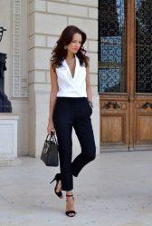 Одежда на работу: как красиво и стильно одеваться в офисе + 135 ФОТО
