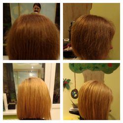 Ламинирование волос желатином в домашних условиях: ТОП лучших рецептов + 50 ФОТО до и после