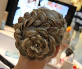 Плетение кос на короткие, средние и длинные волосы: лучшие идеи и схемы + 150 ФОТО
