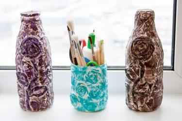 Поделки из пластиковых бутылок своими руками для детского сада: мастер-классы + 120 ФОТО