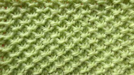 Простые, красивые и ажурные узоры спицами с полным описанием для новичков. Образцы для шапок, шарфов, жгутов, снудов, варежек + 75 ФОТО
