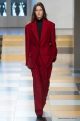 Модные женские брючные костюмы 2018 года: новинки, для полных, вечерние + 210 ФОТО